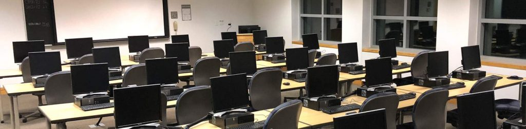 Computers in an STEC Classroom
